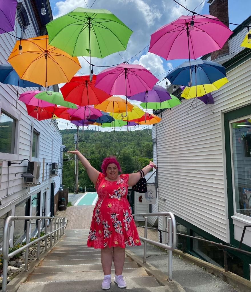 Littleton New Hampshire Pollyanna gateway