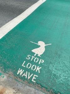 Crosswalks in Littleton New Hampshire